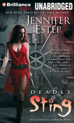 Deadly Sting (Elemental Assassin Series #8)