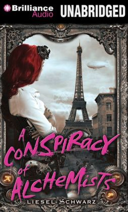 A Conspiracy of Alchemists (Chronicles of Light and Shadow #1)