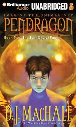 The Lost City of Faar (Pendragon Series #2)