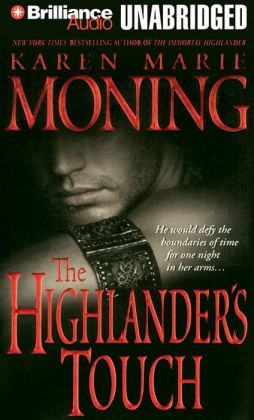 The Highlander's Touch (Highlander Series #3)