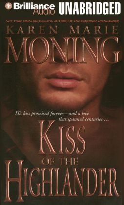Kiss of the Highlander (Highlander Series #4)