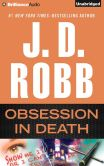 Book Cover Image. Title: Obsession in Death (In Death Series #40), Author: J. D. Robb