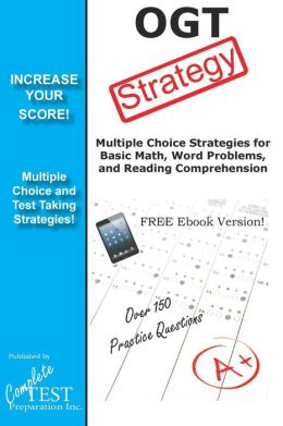 OGT Strategy: Winning Multiple Choice Strategies for the Ohio Graduation Test