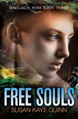 Free Souls: Book Three of the Mindjack Trilogy