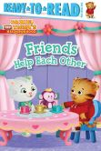Book Cover Image. Title: Friends Help Each Other:  with audio recording, Author: Farrah McDoogle