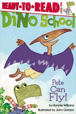 Pete Can Fly!: with audio recording