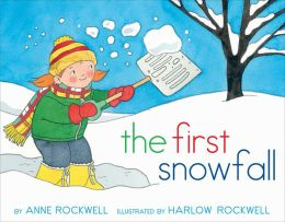The First Snowfall: with audio recording