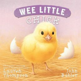 Wee Little Chick: with audio recording