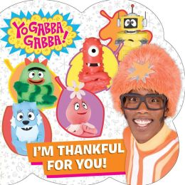 I'm Thankful for You!: with audio recording