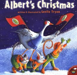 Albert's Christmas: with audio recording