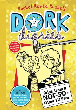Tales from a Not-So-Glam TV Star (B&N Exclusive Edition) (Dork Diaries Series #7)