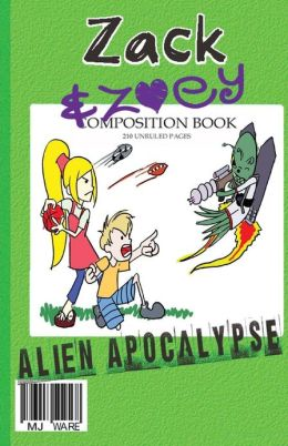 Zack & Zoey's Alien Apocalypse: Alien Busting Ninja Adventure