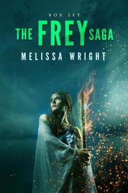 The Frey Saga: Books 1-3