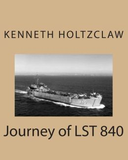Journey of LST 840