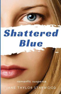 Shattered Blue