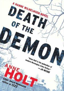 Death of the Demon (Hanne Wilhelmsen Series)