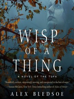 Wisp of a Thing: Tufa Series, Book 2