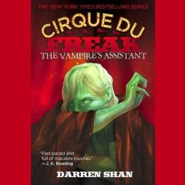 The Vampire's Assistant [Cirque Du Freak Series #2]  Unabridged 32k - Darren Shan