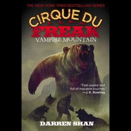 Vampire Mountain (Cirque Du Freak Series #4)