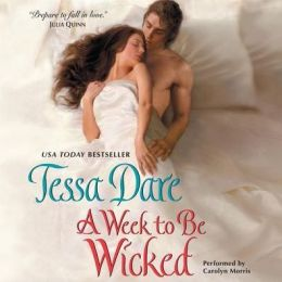 A Week to Be Wicked (Spindle Cove Series #2)