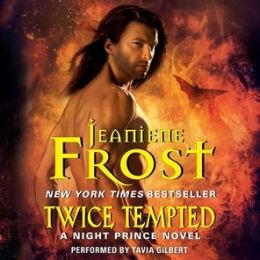 Twice Tempted (Night Prince Series #2)