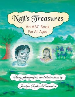 Naji's Treasures: An ABC Book For All Ages (PagePerfect NOOK Book)