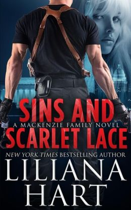 Sins And Scarlet Lace: A MacKenzie Novel