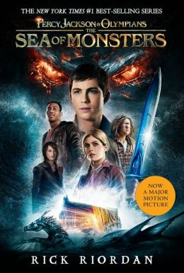 The Sea of Monsters (Percy Jackson and the Olympians Series #2)