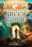 Book Cover Image. Title: Percy Jackson's Greek Gods, Author: Rick Riordan