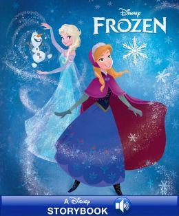 Disney Classic Stories: Frozen: A Disney Read-Along