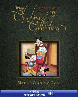 A Mickey Mouse Christmas Collection Story: Mickey's Christmas Carol