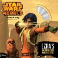 Book Cover Image. Title: Star Wars Rebels Ezra's Wookiee Rescue, Author: Meredith Rusu