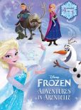 Book Cover Image. Title: Frozen:  Adventures in Arendelle, Author: Disney Book Group