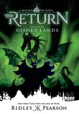 Book Cover Image. Title: Disney Lands (Kingdom Keepers:  The Return Series #1), Author: Ridley Pearson