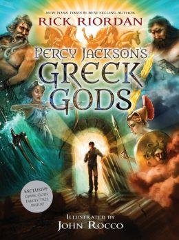 Percy Jackson's Greek Gods (B&N Exclusive Edition)