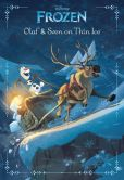 Book Cover Image. Title: Frozen:  Olaf & Sven On Thin Ice, Author: Elizabeth Rudnick