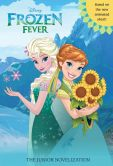 Book Cover Image. Title: Frozen Fever Junior Novel, Author: Disney Book Group