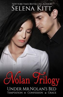 Nolan Trilogy: Temptation, Confession, Grace (Under Mr. Nolan's Bed)