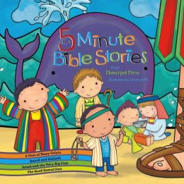 5 Minute Bible Stories- Big Bind Up