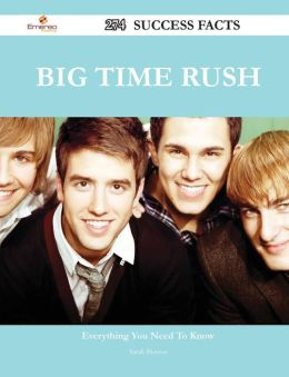 Big Time Rush 274 Success Facts - Everything You Need to Know about Big Time Rush