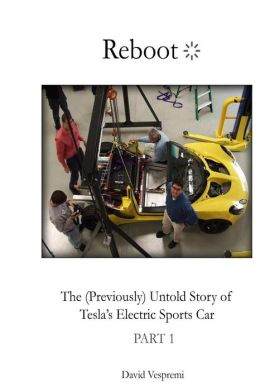 Reboot: The (Previously) Untold Story of Tesla's Electric Sports Car: Part 1