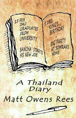 A Thailand Diary