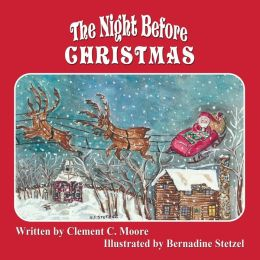 The Night Before Christmas (Stetzel Edition)