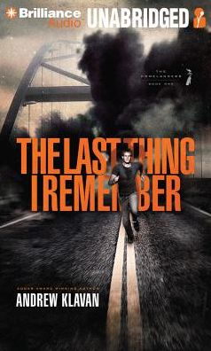 The Last Thing I Remember (Homelanders Series #1)