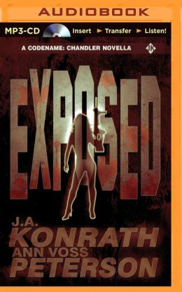 Exposed: A Thriller