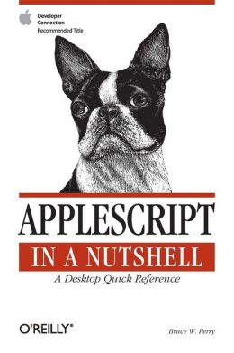 AppleScript in a Nutshell