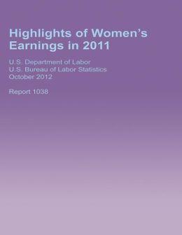 Highlight of Women's Earnings in 2011