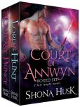 Book Cover Image. Title: Court of Annwyn Boxed Set, Author: Shona Husk