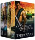 Book Cover Image. Title: Highland Werewolf Boxed Set, Author: Terry Spear