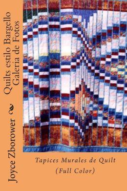 Quilts estilo Bargello Galeria de Fotos: Tapices Murales de Quilt (Color)